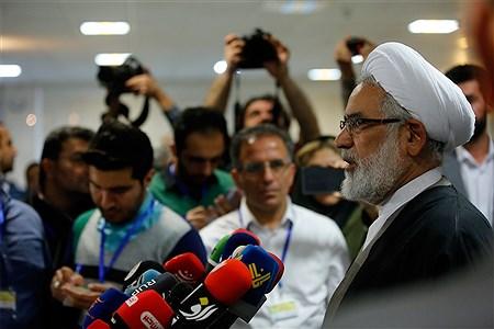 بازدید دادستان کل کشور از  روند ثبت نام انتخابات یازدهمین دوره مجلس شورای اسلامی   Ali Sharifzade