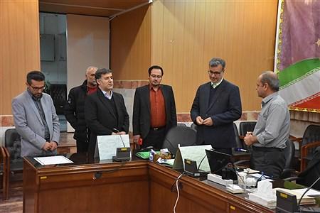ثبت نام کاندیداهای مجلس یازدهم حوزه انتخابیه محلات و دلیجان در فرمانداری شهرستان محلات برگزار شد.    Kamali Mohammad