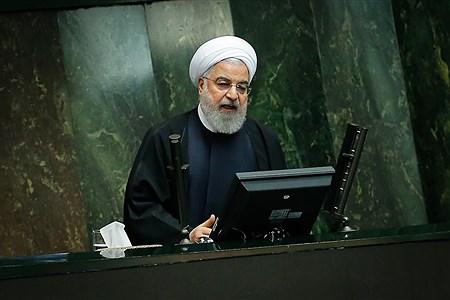 تقدیم لایحه بودجه ۹۹ به مجلس شورای اسلامی   Ali Sharifzade