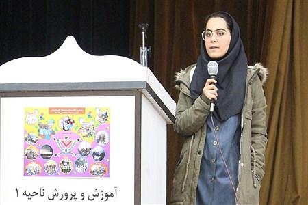 برگزاری انتخابات مجمع نمایندگان شورای دانش آموزی ناحیه 1 همدان | Sahar Chahardoli