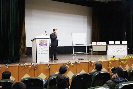 برگزاری انتخابات مجمع نمایندگان شورای دانش آموزی ناحیه 1 همدان |