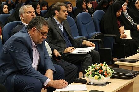 همایش مدیران 400 مدرسه الگوی شهر تهران   Zahra Alihashemi