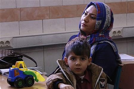نمایشگاه صنایع دستی و دست آورده های سواد آموزان شهر تهران  | Zahra Alihashemi