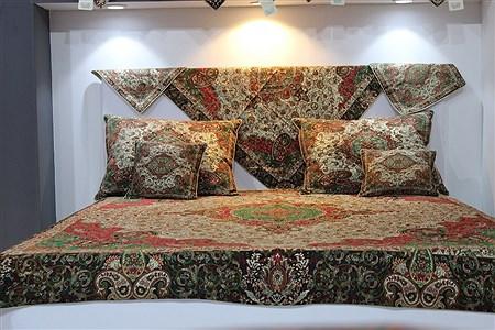 بیست و پنجمین نمایشگاه بین المللی  منسوجات خانگی و محصولات نساجی  | Zahra Sohrabi