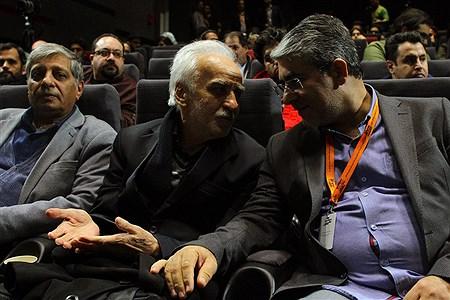 آیین رونمایی از کتاب «پژوهش سینمایی» | Hossein Paryas