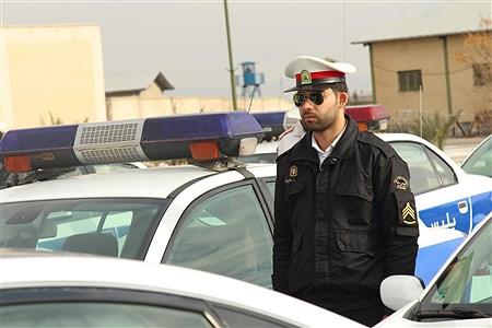 رزمایش طرح زمستانی پلیس قم | Mohammad Darghahi