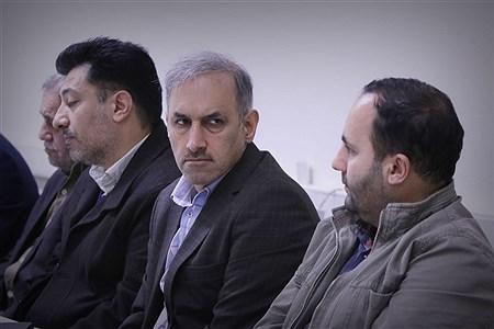 جلسه هم اندیشی ارزیابان پایگاه های تغذیه سالم مدارس شهر تهران | Zahra Alihashemi