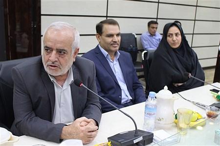 معارفه معاون هماهنگی و معاون آموزشی دانشگاه فرهنگیان بوشهر  | Amir hssan Shkeri