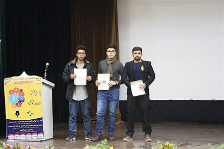جشنواره تجلیل از پژوهشگران و فناوران برتر دانش آموز | Ali Bayat