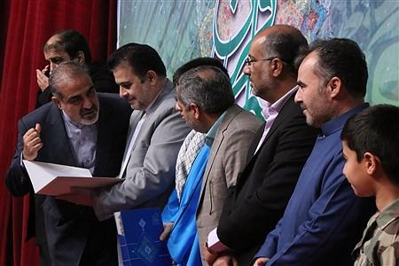 افتتاحیه سی و هشتمین دوره مسابقات قرآن، عترت و نماز | Zahra Alihashemi
