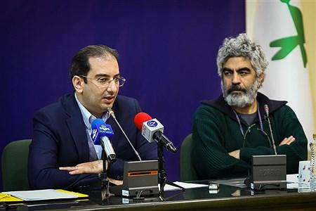 نشست خبری بیست و دومین جشنواره بین المللی قصهگویی | Hossein Paryas