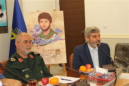 مدیران و نخبگان رسانه استان بوشهر | Abdol hossein sadeghi