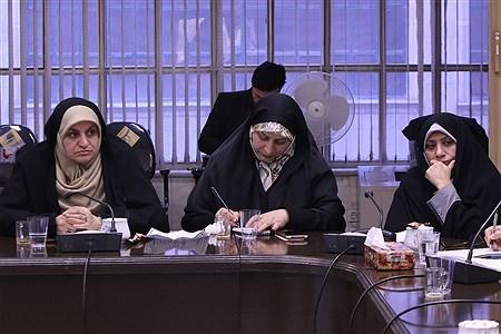 جلسه معاونان پرورشی مناطق نوزده گانه شهر تهران | Zahra Alihashemi