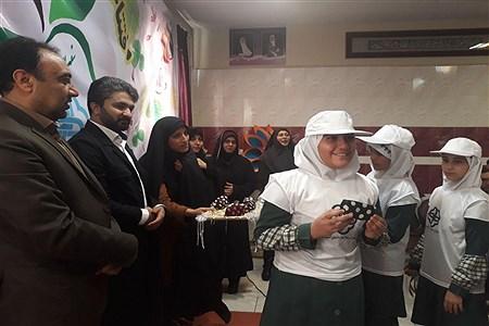 افتتاحیه طرح سفیران سلامت  درآموزشگاه شاهد فاطمه الزهرا(س) اسلامشهر   Zahra Sohrabi