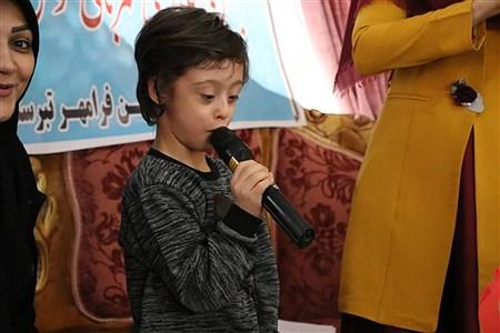 کودکان اوتیسم و کمتوان ذهنی | Mobina Pakdaman