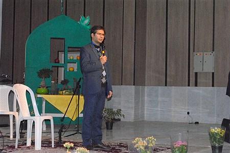 عباس برزو؛ رئیس اداره فرهنگ و ارشاد اسلامی تایباد | Amirhossein Chaharyari