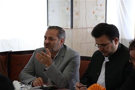 روز پایانی سیزدهمین نشست ستاد همکاری های حوزه علمیه و آموزش  و پرورش | Javad Ebrahimi