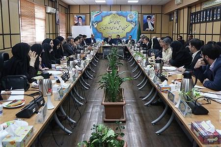 نشست هم اندیشی مشاوران استان تهران | Zahra Alihashemi