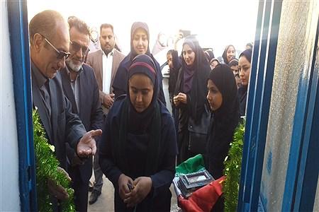 افتتاح نمازخانه آموزشگاه متوسطه طریق القدس ورضوان حمیدیه   Salimeh Torfi