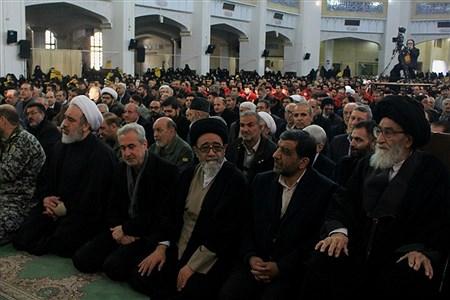 تجمع بزرگ مردم تبریز به مناسبت حماسه ۹ دی | Leila hatami