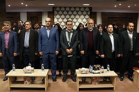 آیین تجلیل از مناطق برتر در حوزه تربیت بدنی و سلامت شهر تهران | Zahra Alihashemi