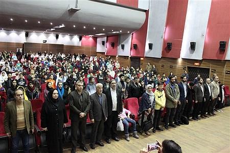تجلیل ازداوران نوجوان سی و دومین جشنواره فیلم های کودک و نوجوان دراسلامشهر | Zahra Sohrabi