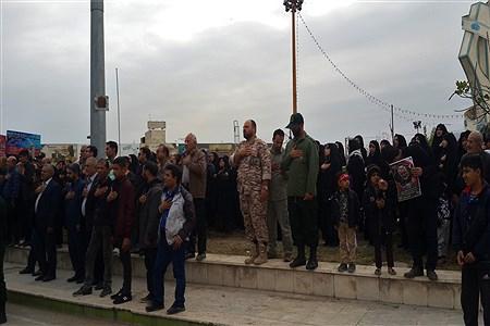 راهپیمایی ضد امریکایی - صهیونیستی مردم شهرستان کازرون | Koorosh Khezri Motlagh