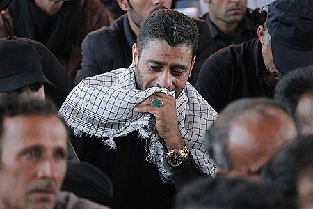 مراسم بزرگداشت شهید حاج قاسم سلیمانی و شهید ابو مهدی المهندس در جزیره کیش  | Amir Hossein Yeganeh