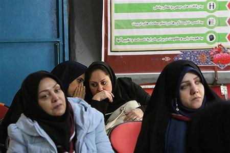 نشست هم اندیشی مدیران سازمان دانش آموزی شهر تهران | Zahra Alihashemi