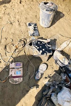 خسارت سنگین سیلاب به جنوب سیستان و بلوچستان | mobina kareime