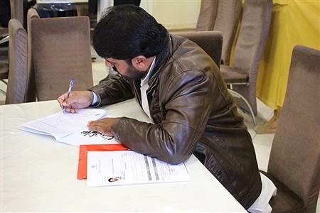 بررسی مدارک قبول شدگان آزمون استخدامی آموزش و پرورش | amin moaddabnia