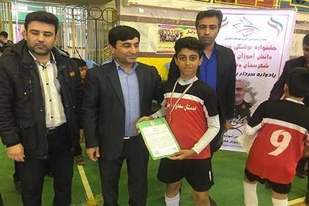 فوتسال مدارس ابتدایی  دشتستان   Hadi PakNiat
