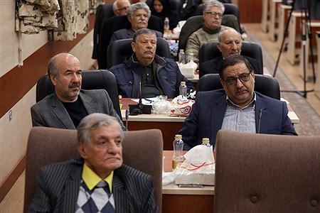 چهل و یکمین گردهمایی روسای کانونهای بازنشستگان وزارت آموزش و پرورش سراسر کشور | Hossein Paryas