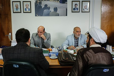 نشست مشترک اداره قرآن، عترت و نماز وزارت آموزش و پرورش با ستاد اقامه نماز | Ali Sharifzade