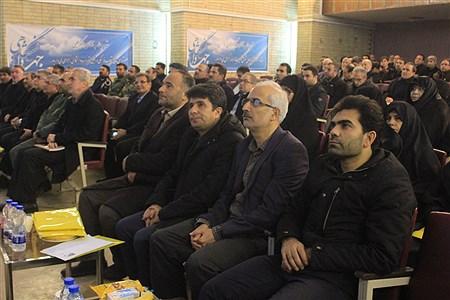 همایش علمی بزرگداشت شهدای 27 دی در دانشگاه تبریز | leila hatami