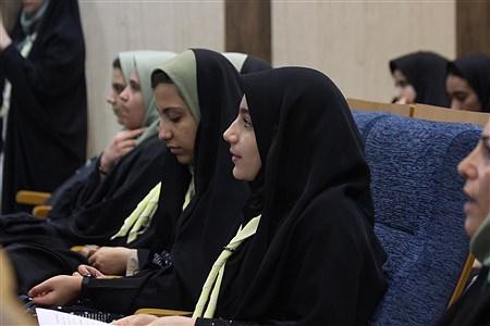 همایش استانی پیشتازان دختر  قم | Ali Ahmad Nya