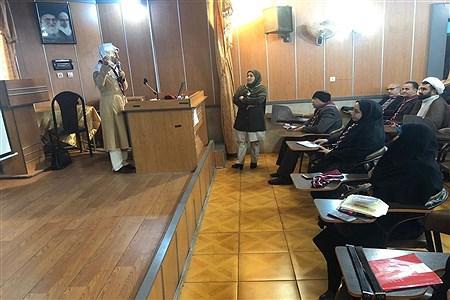 دوره آموزشی ضمن خدمت مربیان تشکل پیشتازان آموزش و پرورش ناحیه یک ری   | ali.jafari