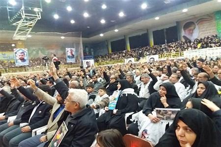 یادواره شهدای شهرستان های امیدیه و آغاجاری و سرداران محور مقاومت  در شهرستان امیدیه   Narges   Heydery