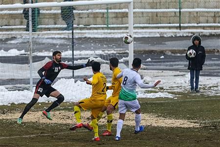 دیدار تیم های فوتبال نود ارومیه و آلومینیوم اراک | Amir Hosein Mollazade
