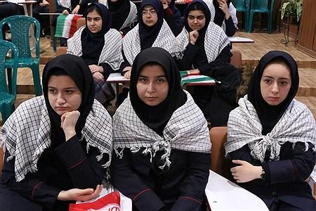 آیین نمادین «دومین سیل مهربانی همکلاسیها» | Zahra Alihashemi
