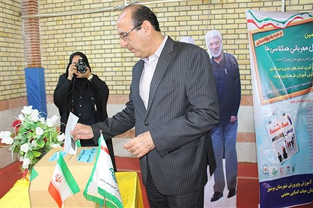 سیل مهربانی در بوشهر | Seyed Parand Amiri