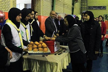 آئین افتتاحیه دومین سیل مهربانی در آذربایجان شرقی | leila hatami