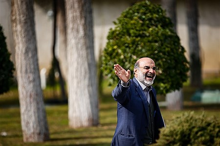 حاشیه جلسه هیات دولت   Ali Sharifzade