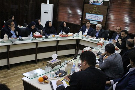 جلسه شورای معاونین   Abdol hossein sadeghi