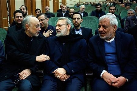 اولین سالگرد یار صدیق امام و رهبری مرحوم محمد نبی حبیبی دبیر کل فقید حزب موتلفه اسلامی | Hossein Paryas