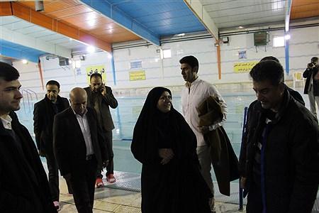 افتتاح پیست دو ومیدانی ورزشگاه امام خمینی (ره) آموزش و پرورش اسلامشهر | Sasan Haghshenas