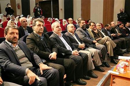 آیین افتتاحیه جشنواره فیلم رشد در شهرستان البرز | pana qazvin