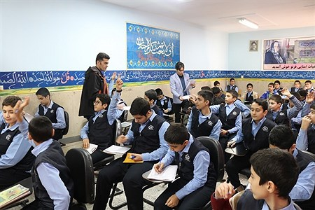 مسابقات کتابخوانی دانایی و توانایی در شهرقدس | shayan meydani