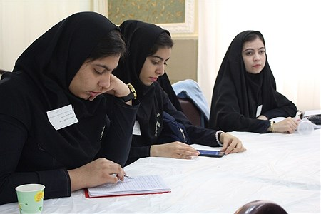 افتتاحیه انتخابات مجلس و شورای دانش آموزی همدان | Sahar Chahardoli
