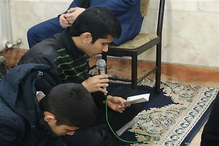 برگزارى مراسم عزاداری شهادت حضرت زهرا(س) درشهرستان بهارستان   Mohammadhosseindehghani
